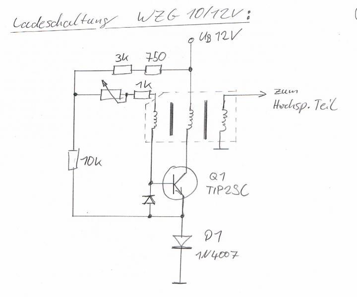 Reparatur Weidezaungerät Dema Mammut WZG 10/12V - Ingenieurbüro Rieger